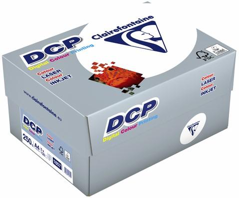LASERPAPIER CLAIREFONTAINE DCP A4 250GR WIT 125 VEL-2