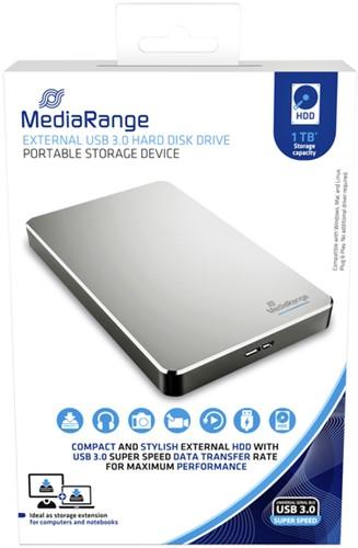 HARDDISK MEDIARANGE 3.0 HDD 1TB 1 Stuk