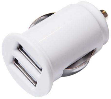 AUTOLADER GREEN MOUSE USB-A 2X WIT 1 Stuk