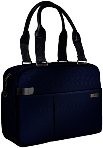 "LAPTOPTAS SHOPPER LEITZ COMPLETE SMART 13.3"" BLAUW 1 STUK"