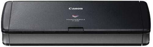 SCANNER CANON DR-P215 II ZWART 1 STUK