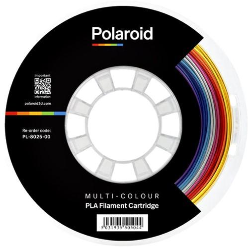 3D Filament Polaroid PLA 500gr meerkleurig 1 Stuk