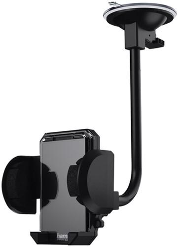Smartphonehouder Hama universeel 4 - 11 cm zwart 1 Stuk