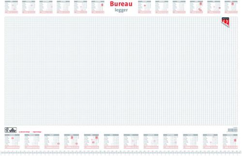 BUREAU-ONDERLEGBLOK 2020 QUANTORE 60X40CM 1 STUK