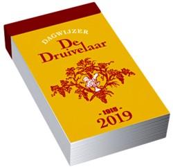 KALENDER 2019 DE DRUIVELAAR NEDERLANDSTALIG 1 STUK