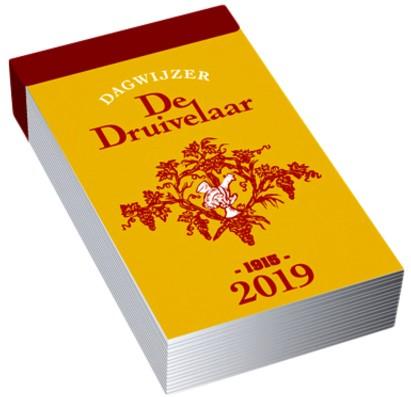 KALENDER 2020 DE DRUIVELAAR NEDERLANDSTALIG 1 STUK