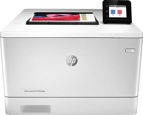 LASERPRINTER HP LASERJET PRO M454DW 1 STUK