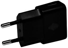 OPLADER GREENMOUSE USB-A 1A ZWART 1 STUK