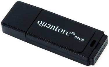 USB-STICK QUANTORE 64GB 2.0 ZWART 1 STUK