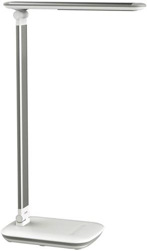 BUREAULAMP MAUL JAZZY MET USB POORT WIT 1 Stuk