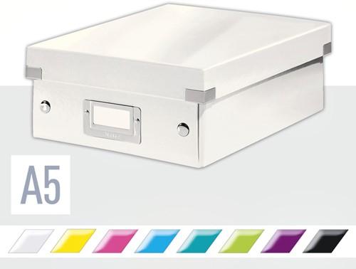 SORTEERBOX LEITZ C&S A5 WIT 1 Stuk