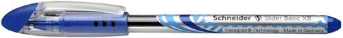 ROLLERPEN SCHNEIDER SLIDER XB 0.6MM BLAUW 1 Stuk