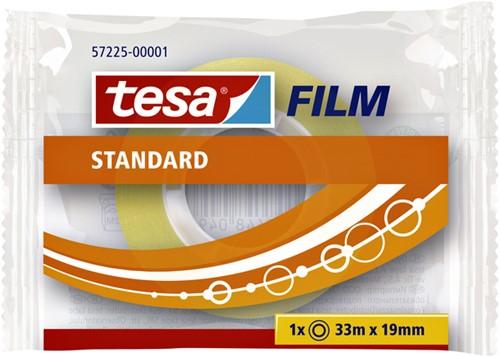PLAKBAND TESA 57225 19MMX33M STANDAARD TR 1 STUK