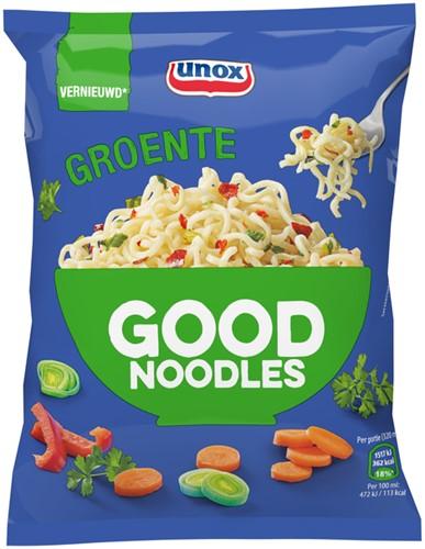 GOOD NOODLES UNOX GROENTEN 11 Zak