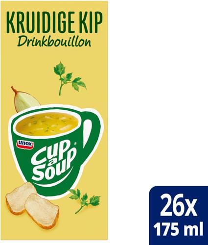 CUP A SOUP HELDERE BOUILLON KRUIDIGE KIP 26 Zak