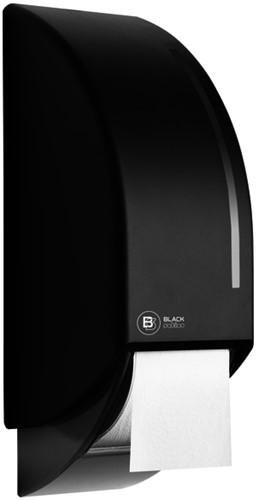 DISPENSER SATINO BLACK 331940 TOILETPAPIER 1 STUK