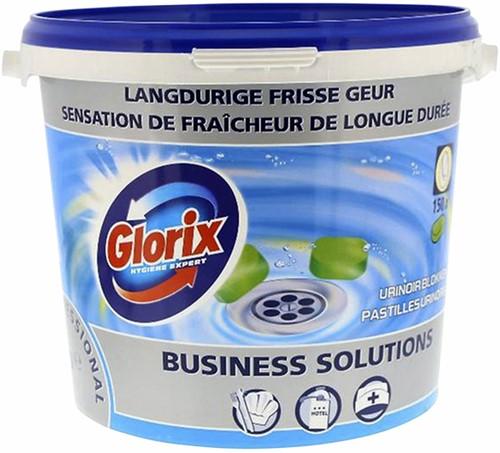 TOILETBLOK GLORIX PROFESSIONAL 150 STUKS 150 Stuk