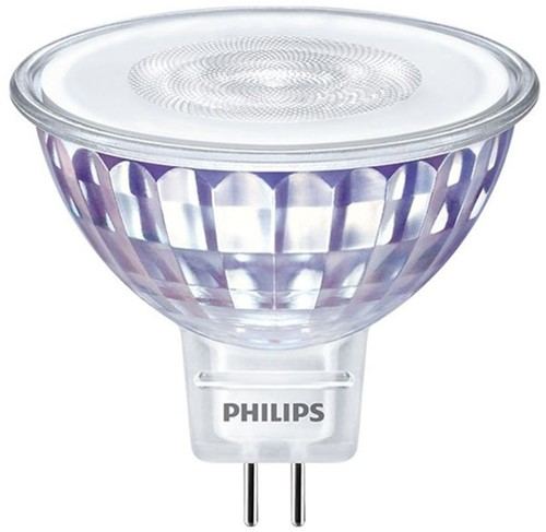LEDLAMP PHILIPS SPOT GU5.3 6.3=35W 827 MR16 36D 1 STUK