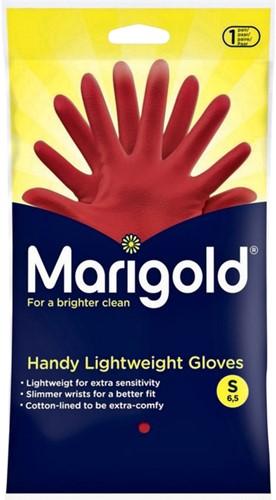 HANDSCHOEN HANDY MARIGOLD S ROOD 1 Paar