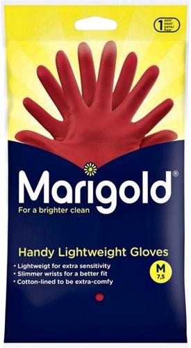 HANDSCHOEN HANDY MARIGOLD M ROOD 1 Paar