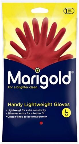 HANDSCHOEN HANDY MARIGOLD L ROOD 1 Paar