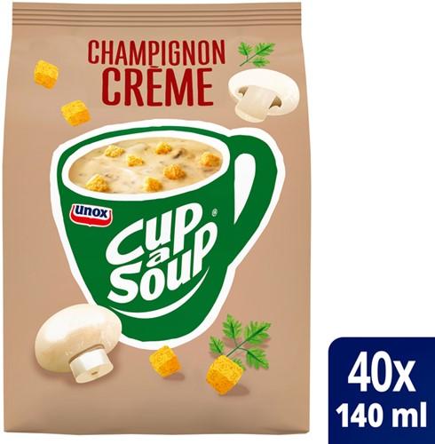 CUP A SOUP TBV DISPENSER CHAMPIGNON CREME 40 PS 40