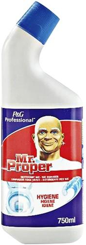 WC REINIGER MR PROPER 750 ML