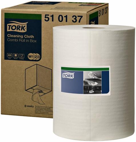 POETSROL TORK W1 NONWOVEN CLEANING 400VEL 510137 400 Vel