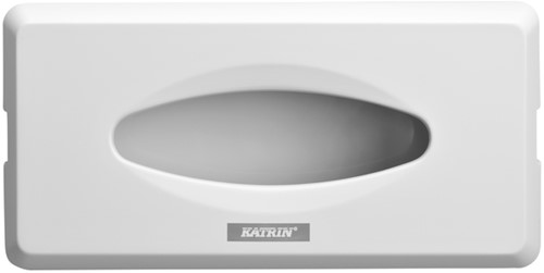 DISPENSER KATRIN 92629 TBV 100 TISSUES WIT 1 STUK
