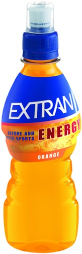 ENERGY DRANK EXTRAN PERFORMANCE ORANGE PET 0.275L 1 STUK