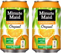 FRISDRANK MINUTE MAID ORANGE BLIKJE 0.33L 33 CL-1