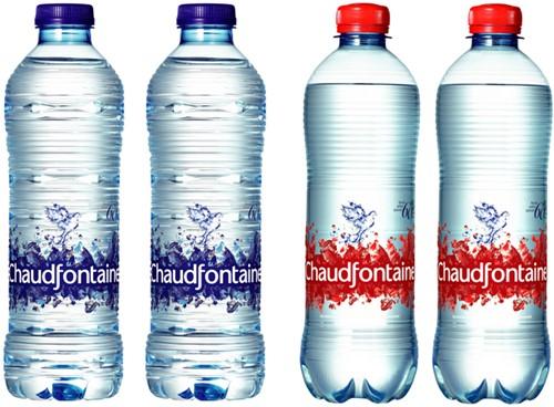 WATER CHAUDFONTAINE BLAUW FLES 0.50L 50 CL-1