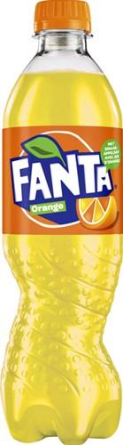 FRISDRANK FANTA ORANGE PETFLES 0.50L 50 CL