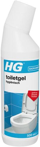 SANITAIRREINIGER HG GEL 500ML 1 Fles