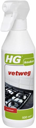KEUKENREINIGER HG VETWEG 500ML 1 FLES