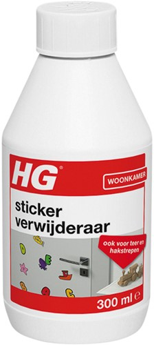 STICKEROPLOSSER HG 300ML 1 Fles