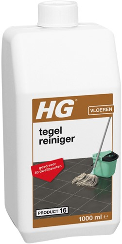 TEGELREINIGER HG 1 LITER 1 Fles