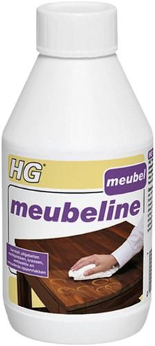 MEUBELREINIGER HG MEUBELINE 250ML 1 FLES