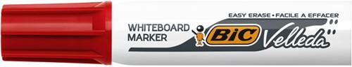 VILTSTIFT BIC 1781 WHITEBOARD SCHUIN 3.2-5.5MM ROOD 1 STUK