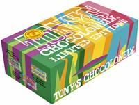 TONY'S CHOCOLONELY WIT-PUUR-MELK ASSORTI 3X180 GRAM