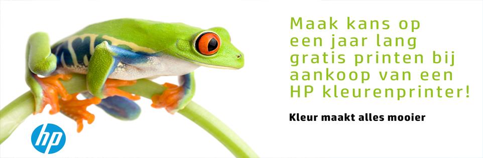 HP Gratis printen
