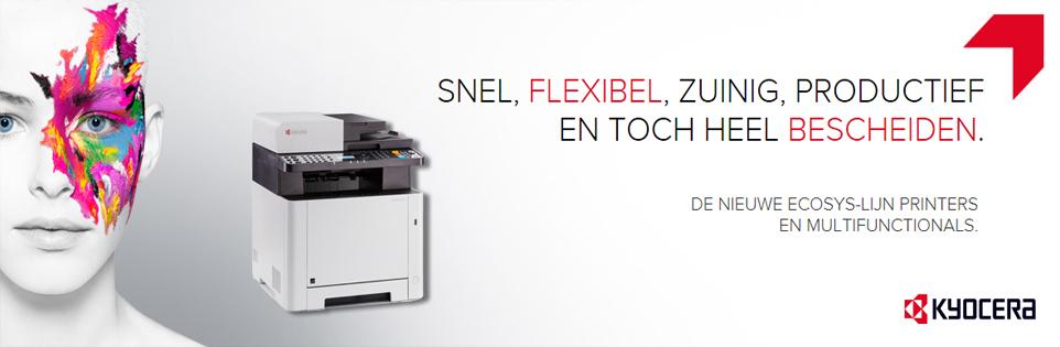 Kyocera nieuwe printers