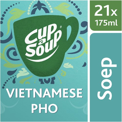 CUP A SOUP VIETNAMESE PHO 21 ZAK