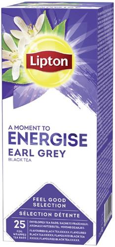 THEE LIPTON ENERGISE EARL GREY 1.5GR 25 Stuk