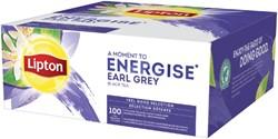 THEE LIPTON ENERGISE EARL GREY 100ST 100 STUK