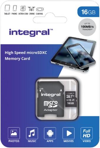 GEHEUGENKAART INTEGRAL MICRO V10 16GB 1 STUK-3