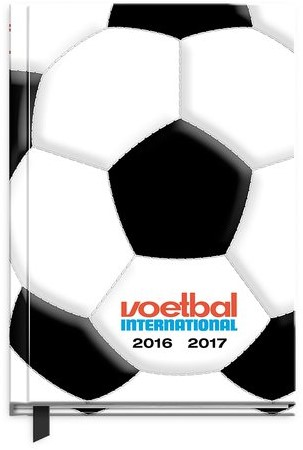 SCHOOLAGENDA 2016 VOETBAL INTERNATIONAL A5 1 STUK