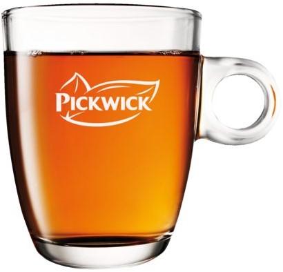 PICKWICK GLAS DOUWE EGBERTS 28CL 6 STUK