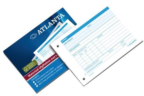 MATERIAAL AFGIFTEBON A5436-015 A6 50X2V 1 STUK