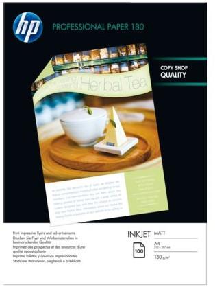 INKJETPAPIER HP Q6592A A4 180GR MAT 100 VEL